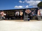 Elvis Trailer Truck